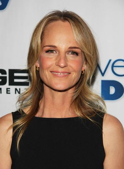 Helen Hunt Layered, Blonde Hairstyle