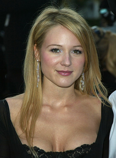 Jewel Long, Blonde, Straight Hairstyle