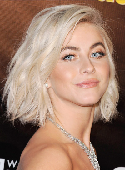 Tousled Hairstyles for Thick Hair - Beauty Riot
