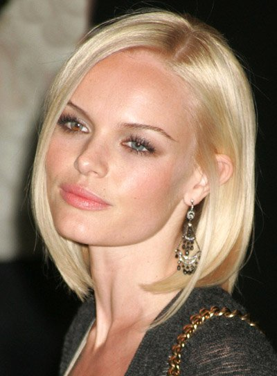 Kate Bosworth Chic, Straight Bob