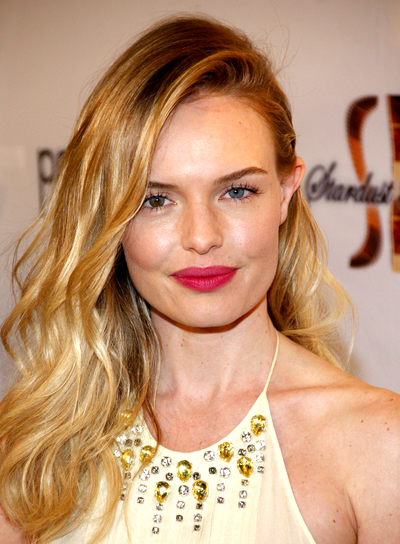Kate Bosworth's Medium, Wavy, Tousled, Chic Hairstyle