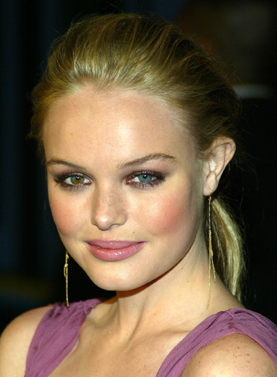 Kate Bosworth Chic Ponytail