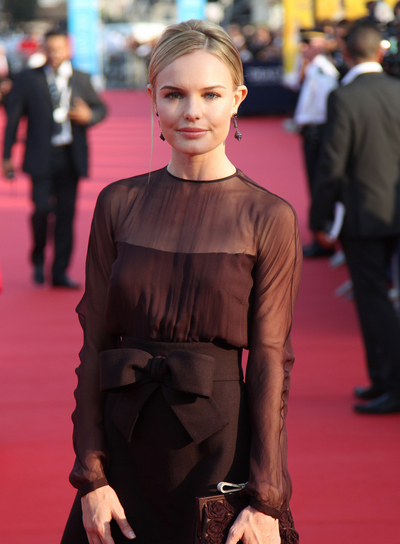 Kate Bosworth Blonde Updo