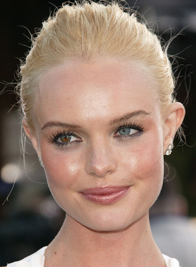 Kate Bosworth Sophisticated Updo