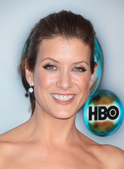 Kate Walsh Chic, Sophisticated, Red Updo