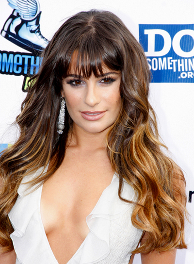 lea-michele-long-sexy-wavy-hairstyle-ban