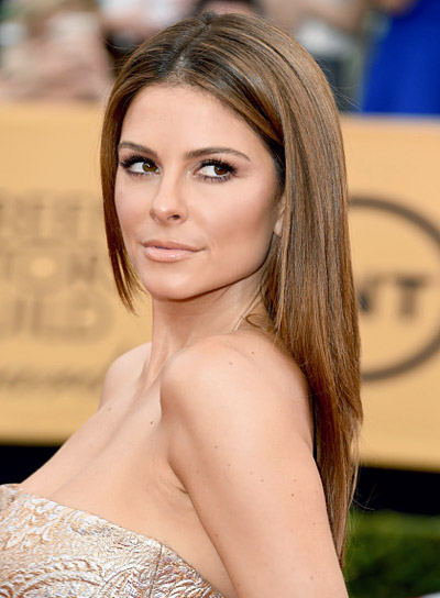 Maria Menounos Beauty Riot