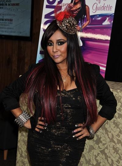 Admirable Nicole Quotsnookiquot Polizzi Beauty Riot Short Hairstyles Gunalazisus