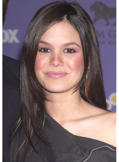 Rachel Bilson's Long, Straight, Layered Hairstyle