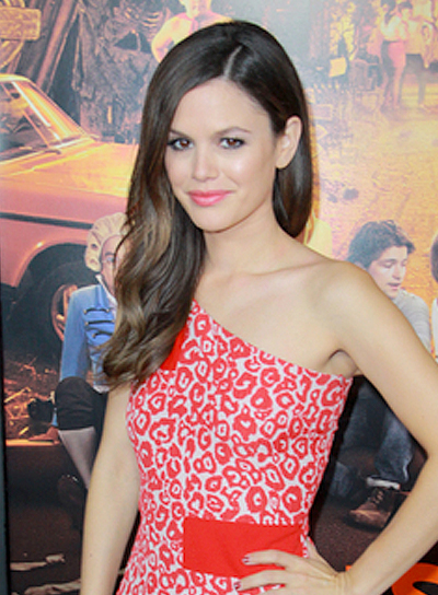 Rachel Bilson's Long, Wavy, Brunette, Party, Hairstyle