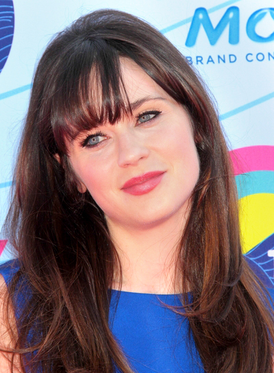 Wondrous Long Tousled Hairstyles With Bangs Beauty Riot Hairstyles For Women Draintrainus